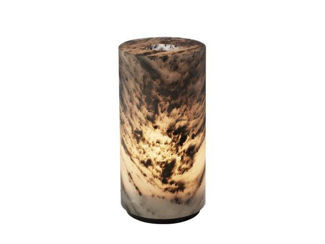 Lampada da tavolo in marmo GILLES CAFFIER | Lampada da tavolo in marmo - Compagnie Française de l'Orient et de la Chine