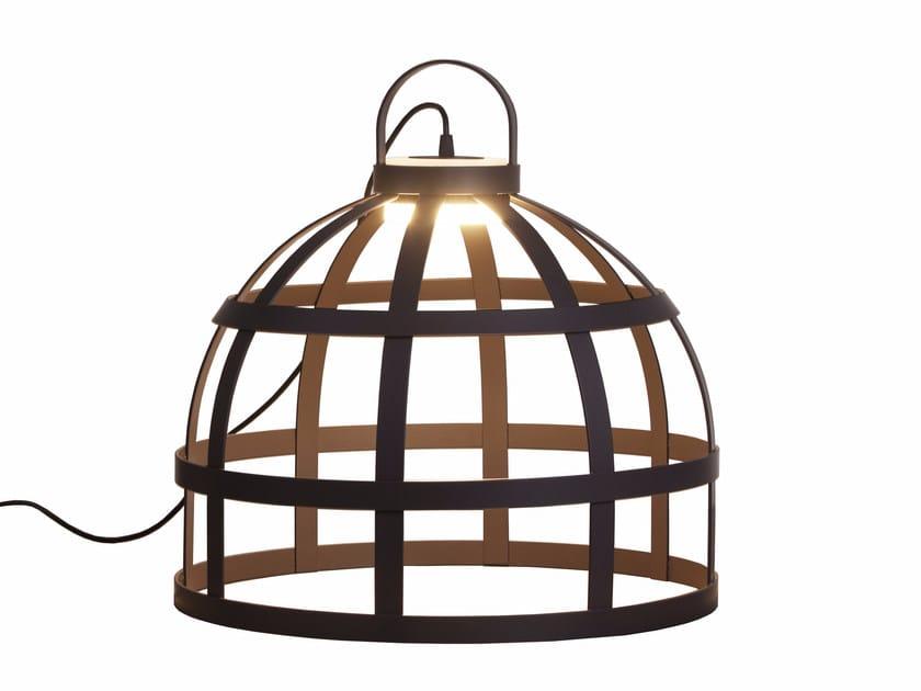 LED steel floor lamp GIOCONDA | Floor lamp - Gibas