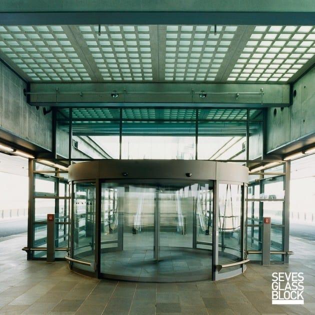 Mattoni di vetro pedonabili mattoni pedonabili   seves glassblock