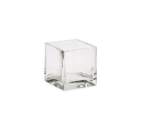 Vaso in vetro in stile moderno Vaso in vetro - Arcom