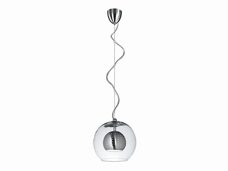 Blown glass pendant lamp GLOBE | Pendant lamp - ALMA LIGHT