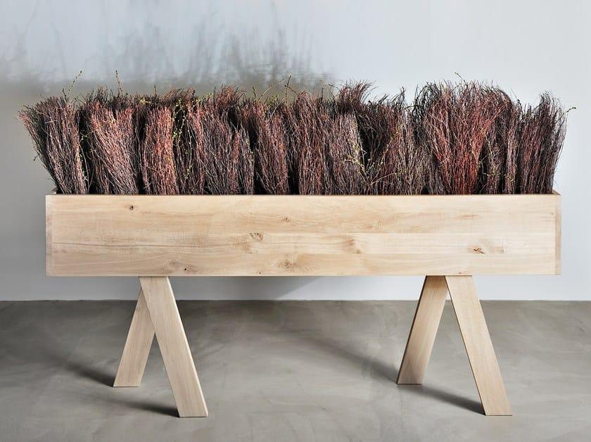 Solid wood storage unit GO | Storage unit by Vitamin Design