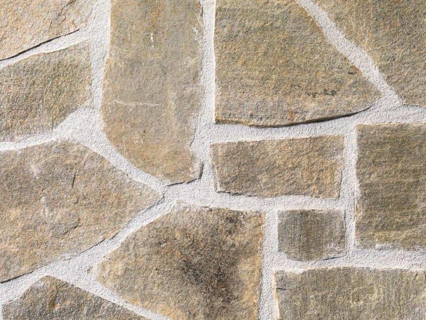Outdoor natural stone wall tiles GOLDEN OPUS | Wall tiles - B&B