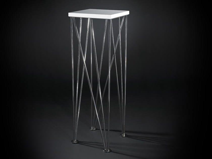 Steel pedestal GOMEZ by VGnewtrend