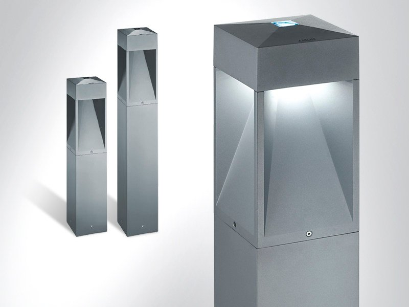 LED bollard light GOTHIC 180 - Arcluce