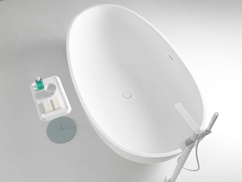 Oval bathtub GOUT - INBANI