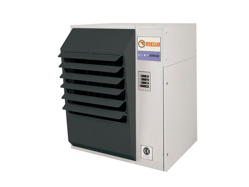 Air heater GP ALTARESA - RIELLO