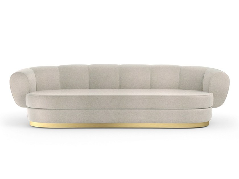 4 seater fabric sofa GRACE | 4 seater sofa by MARIONI