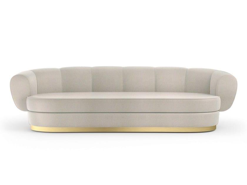 4 seater fabric sofa GRACE | 4 seater sofa - MARIONI
