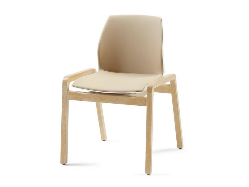 Sedia in polipropilene GRACE PP 01 - Z-Editions
