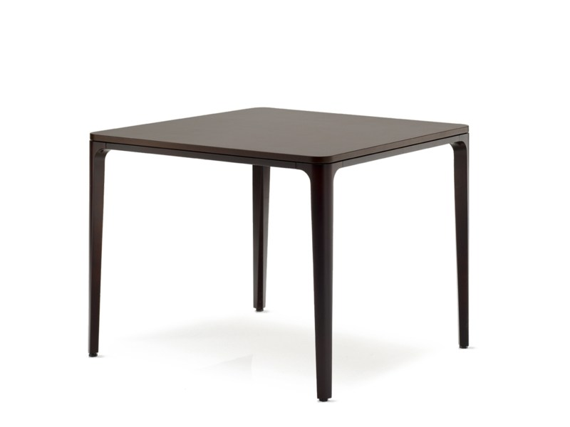 Square dining table GRACE | Square table by Wiesner-Hager