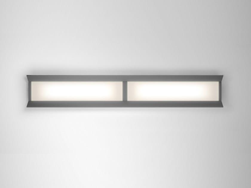 Lampada da parete a LED a luce diretta in alluminio GRADIAN 2400 X 300 | Lampada da parete - Artemide