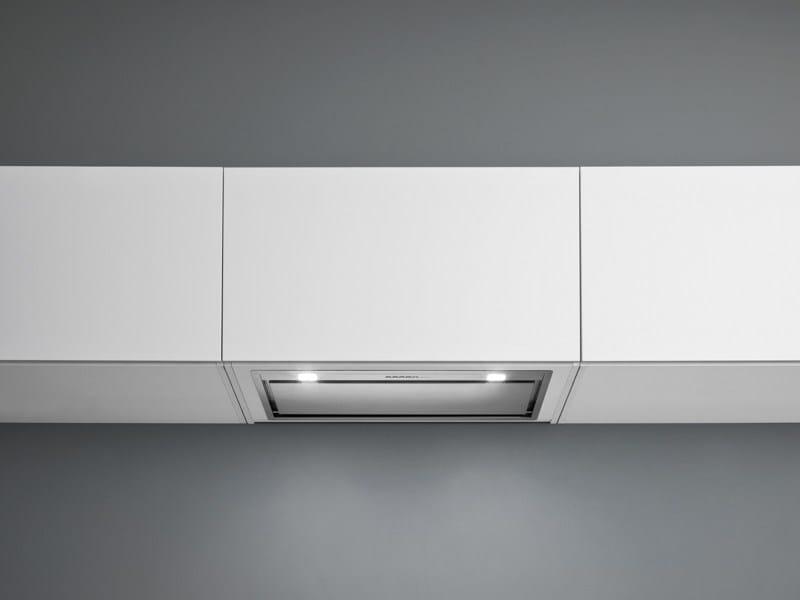 Wall-mounted stainless steel cooker hood GRUPPO INCASSO - Falmec