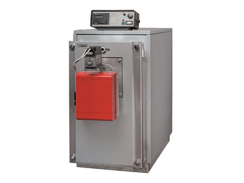 Heating unit and burner GTS INOX COND - Sime