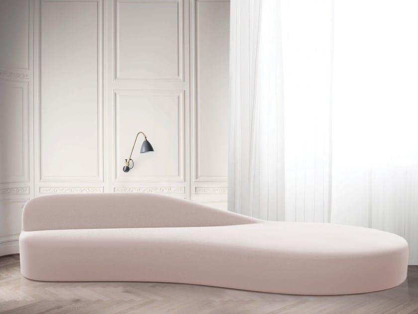 Upholstered sofa GUEST | Sofa by La Cividina