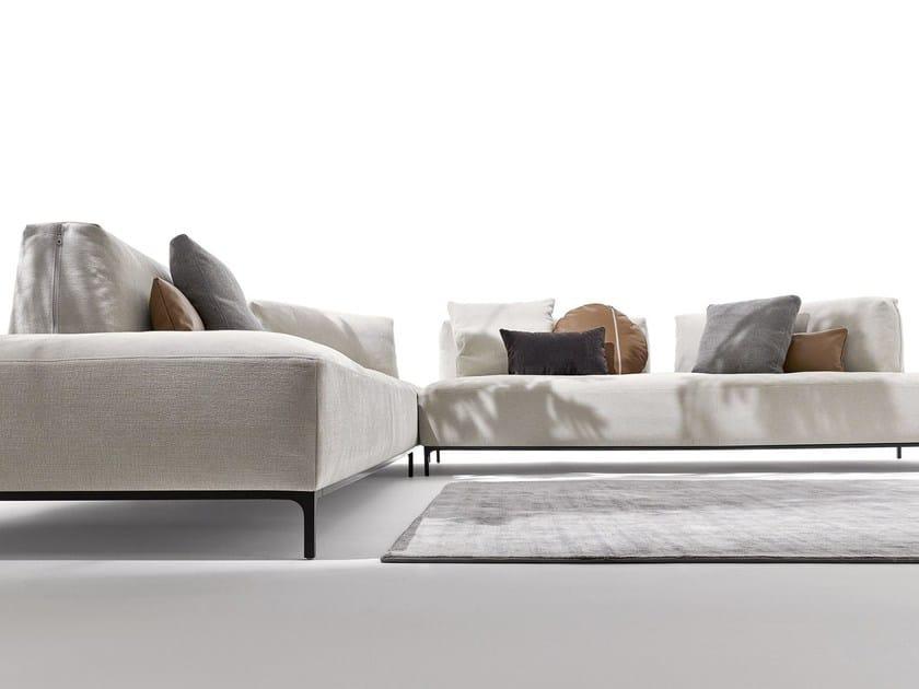 Sectional Fabric Sofa Sanders Air By Ditre Italia Design Stefano Spessotto Lorella Agnoletto