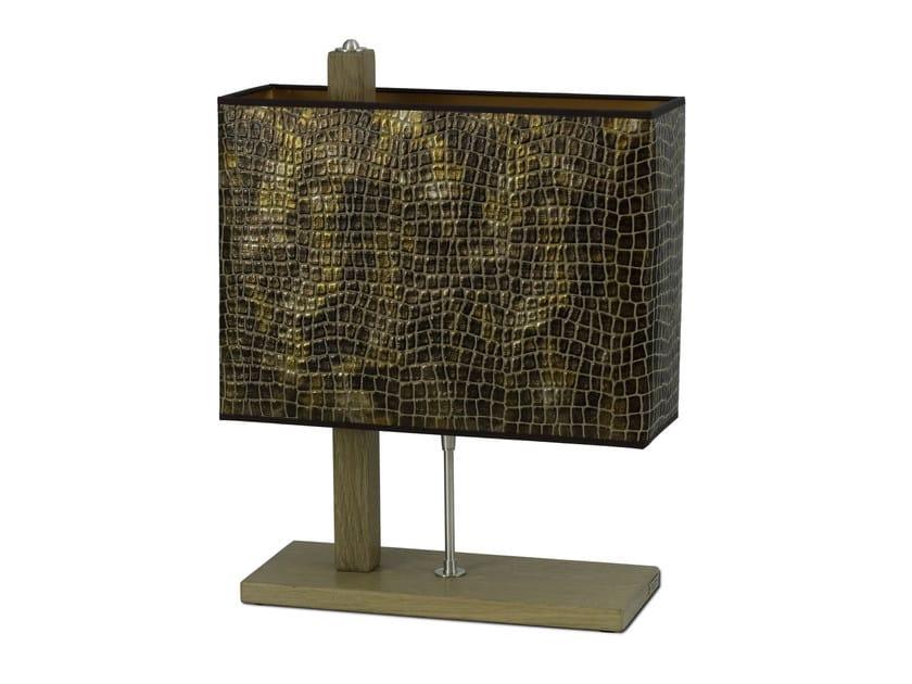 Metal table lamp H2941 | Table lamp - Hind Rabii