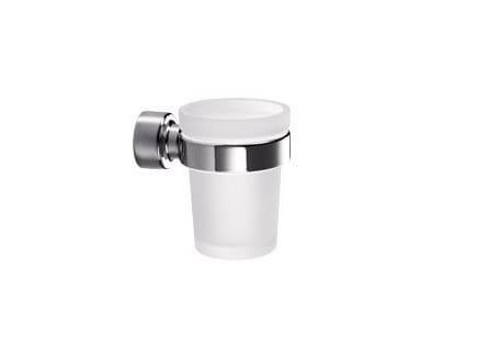 Portaspazzolino in vetro H2O | Portaspazzolino - INDA®
