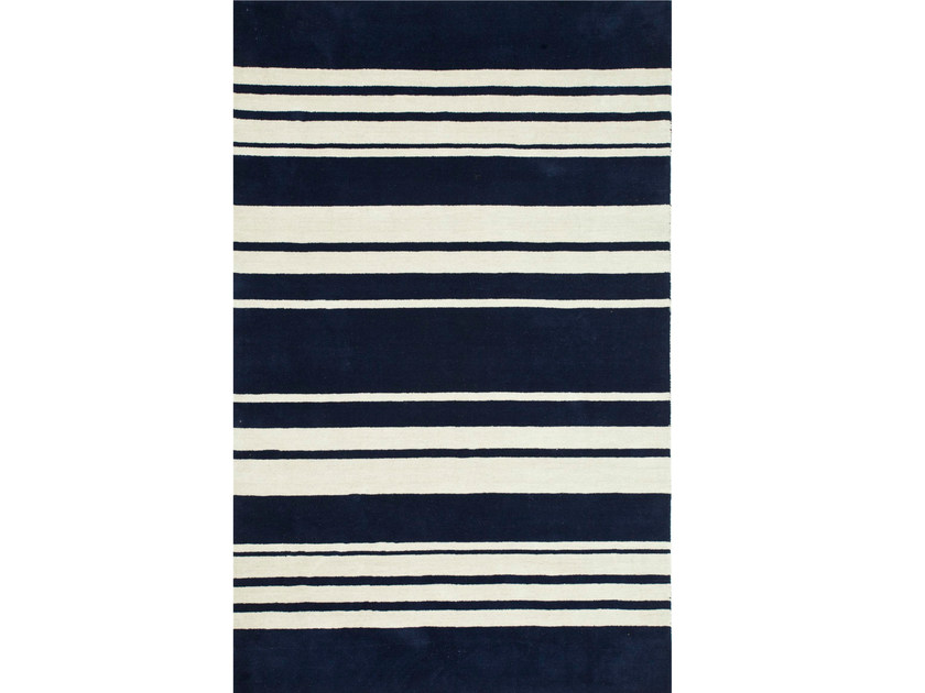 Wool rug HAMPTON STRIPE - Jaipur Rugs