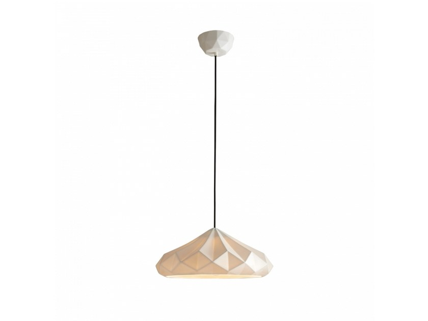 Porcelain pendant lamp with dimmer HATTON 4 | Pendant lamp - Original BTC