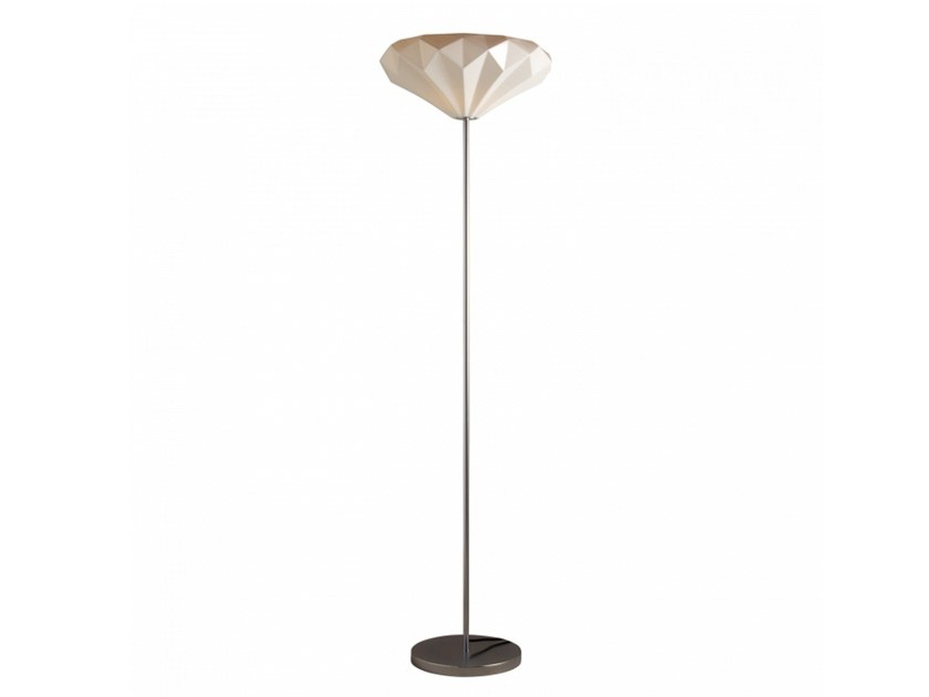 Porcelain floor lamp with dimmer HATTON 5 | Floor lamp - Original BTC