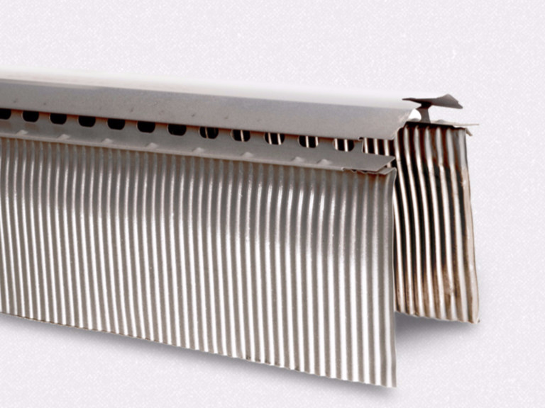 Metal Ventilation grille and part HB VENT PIOMBO by HAROBAU
