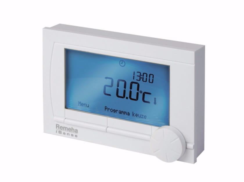 Heat regulation and hygrometric control I-SENSE - REVIS