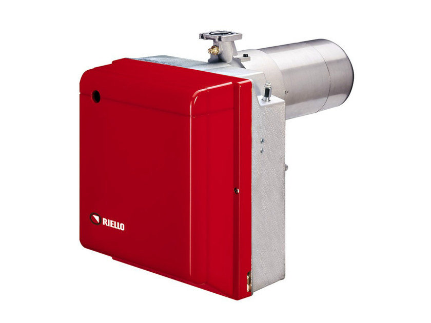 Heating unit and burner GULLIVER RS-RSD - RIELLO