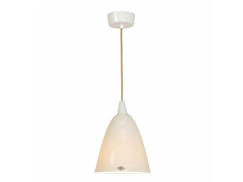 Porcelain pendant lamp with dimmer HECTOR 3 - Original BTC