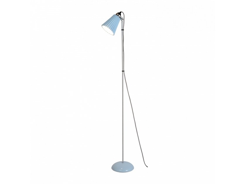 Adjustable porcelain floor lamp HECTOR MEDIUM PLEAT | Floor lamp - Original BTC