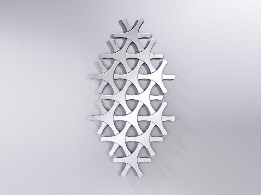Wall-mounted mirror HELIX - DEKNUDT MIRRORS