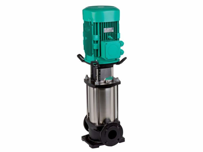 Pompa centrifuga multistadio HELIX FIRST V - WILO Italia