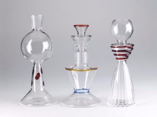 Borosilicate glass vase HIDRYA - Paolo Castelli