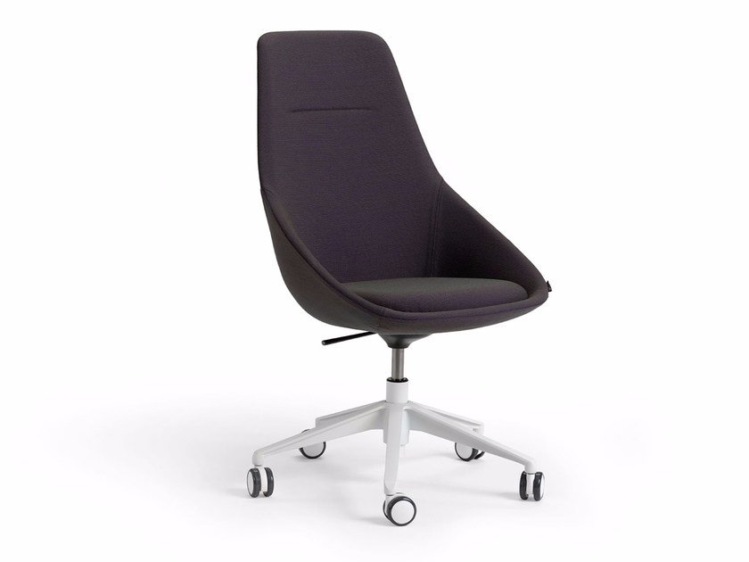 Chair with adjustable frame EZY HIGH - Offecct