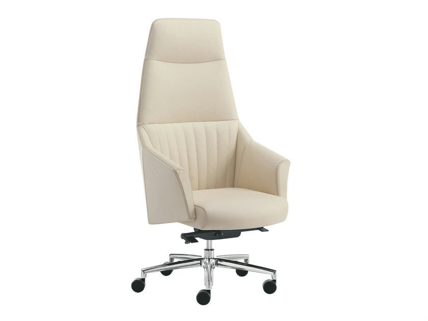 High-back executive chair DAMA STRIP | High-back executive chair - Sesta