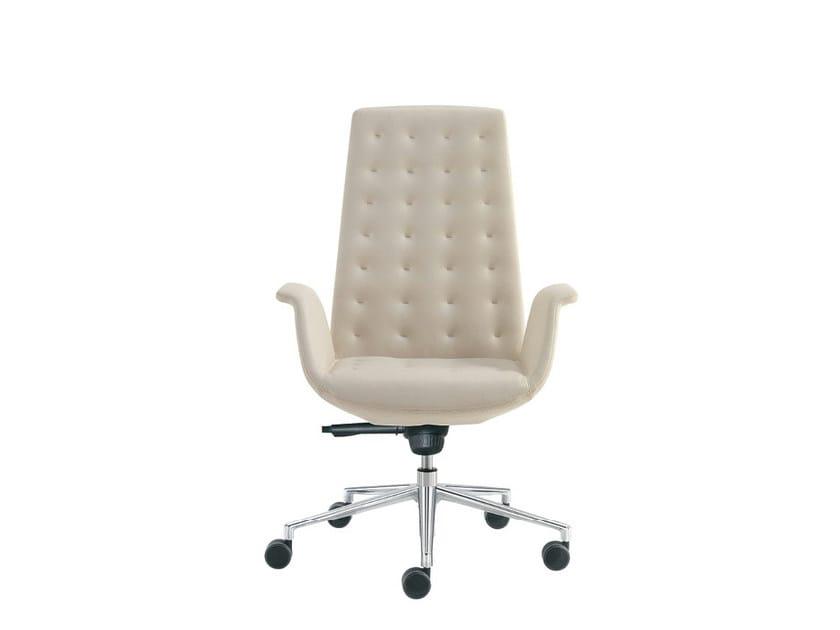 High-back executive chair MODÀ STYLE | High-back executive chair - Sesta