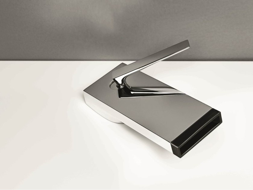 Single handle chromed brass washbasin tap HIM | Washbasin mixer - ZUCCHETTI