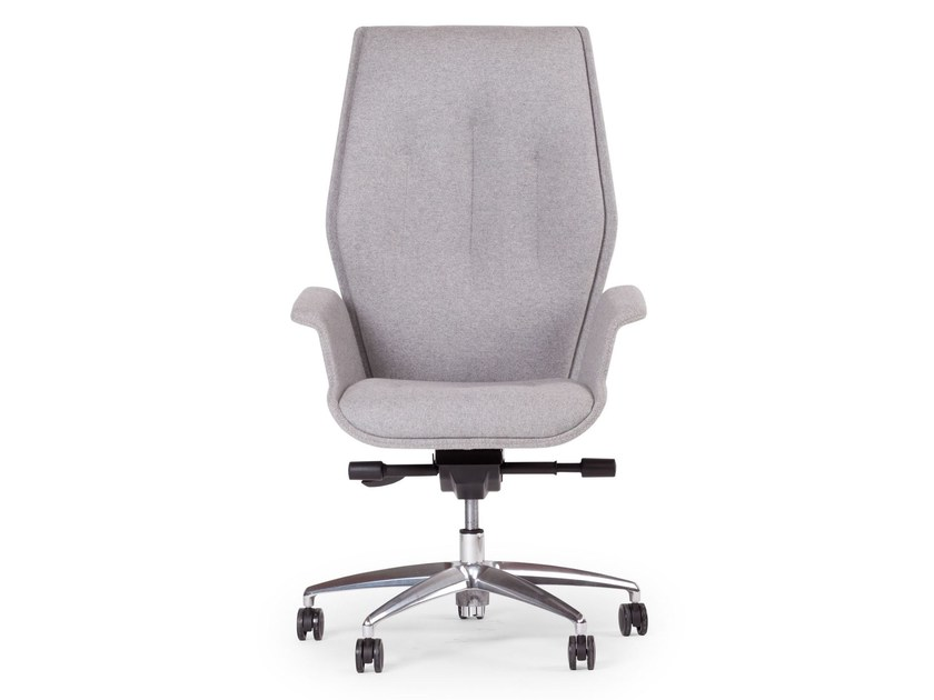 High-back executive chair HIVE | High-back executive chair by True Design