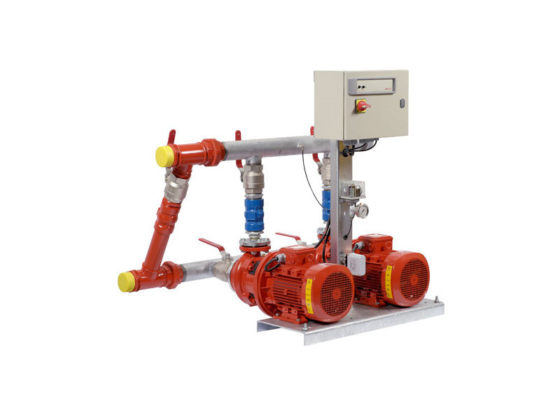 Pump and circulator for water system HPBS | Pump and circulator for water system - SALMSON
