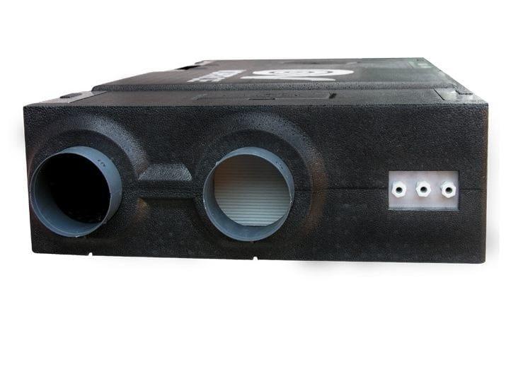 Heat recovery unit for false ceiling HRI-E TWO - Vortice Elettrosociali