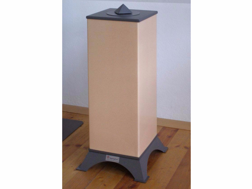 Terracotta Electric heater with Thermal Accumulation HRS600 | Terracotta Electric heater - KarniaFire
