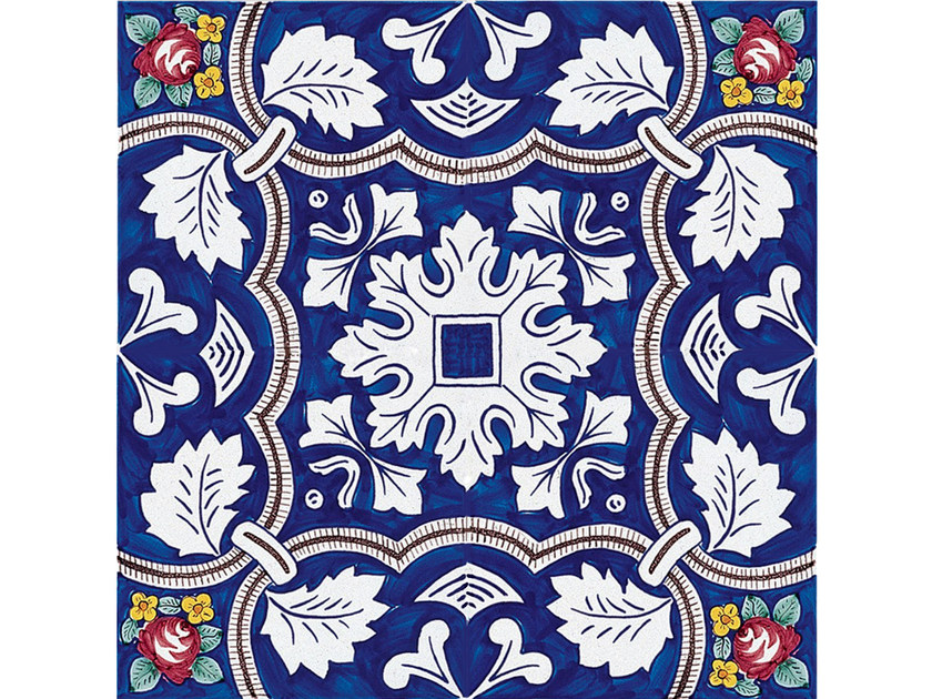 Ceramic wall tiles / flooring I GRANDI CLASSICI ACCIAROLI by FRANCESCO DE MAIO
