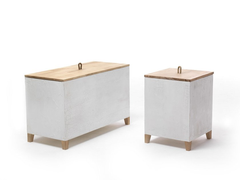 Concrete resin storage unit IAGO - Vontree