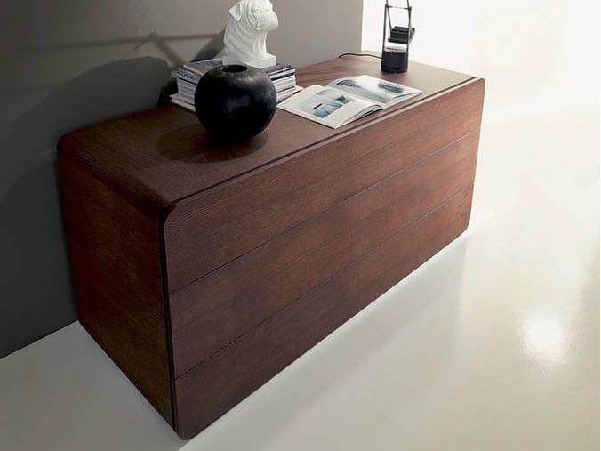 Wooden dresser ICARO | Dresser - Fimar