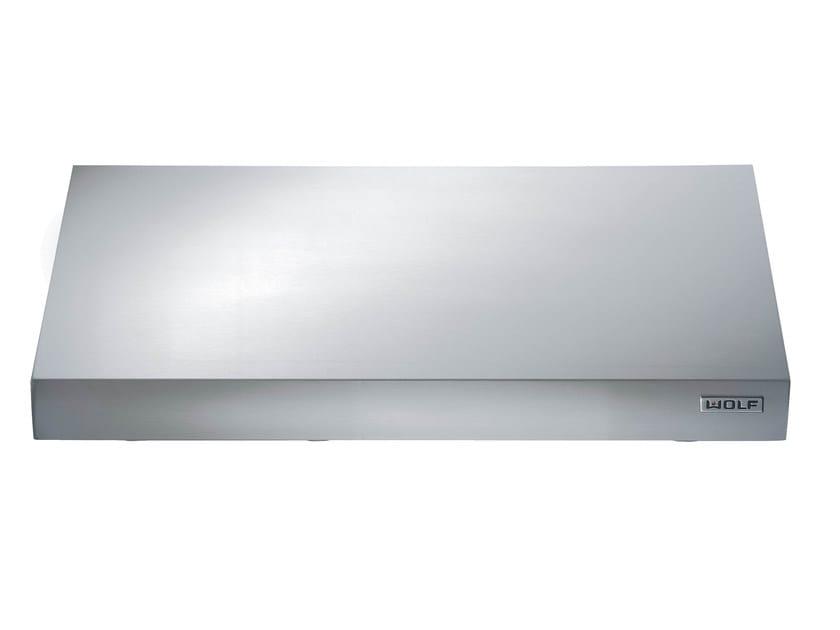 Cappa in acciaio inox con illuminazione integrata ICBPW48/36 2418 | Cappa a parete - Sub-Zero Group