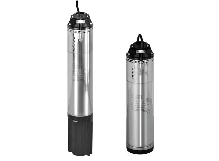 4' peripheral submersible pump IDEA - Dab Pumps