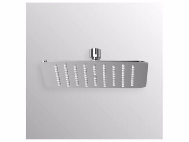 Ceiling mounted stainless steel rain shower IDEALRAIN LUXE - B0387 - Ideal Standard Italia