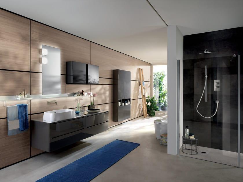 Bathroom furniture set IDRO by Scavolini Bathrooms