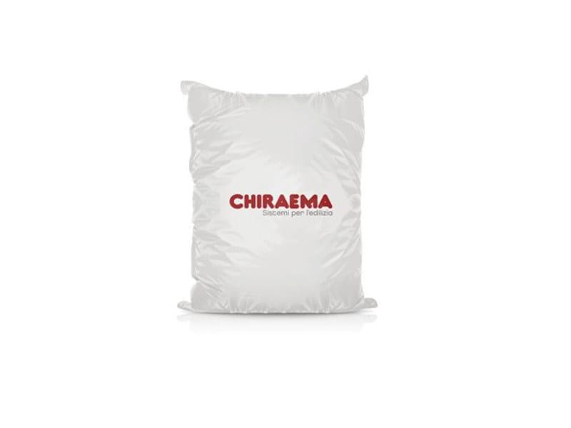Additive and resin for waterproofing IDROFOBO - CHIRAEMA