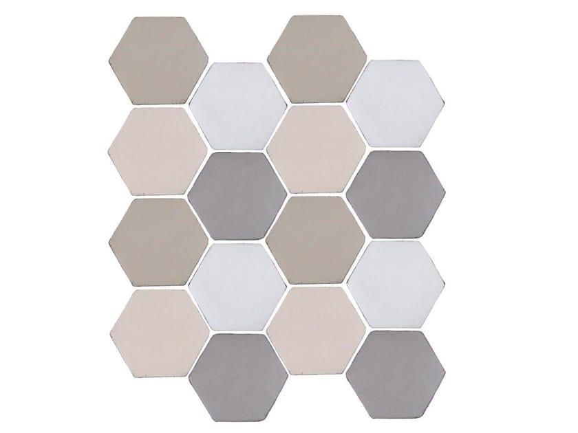 Indoor faïence wall tiles IMPRESSIONI MIX PACK.3 - DANILO RAMAZZOTTI ITALIAN HOUSE FLOOR